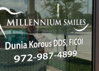 Millennium Smiles front
